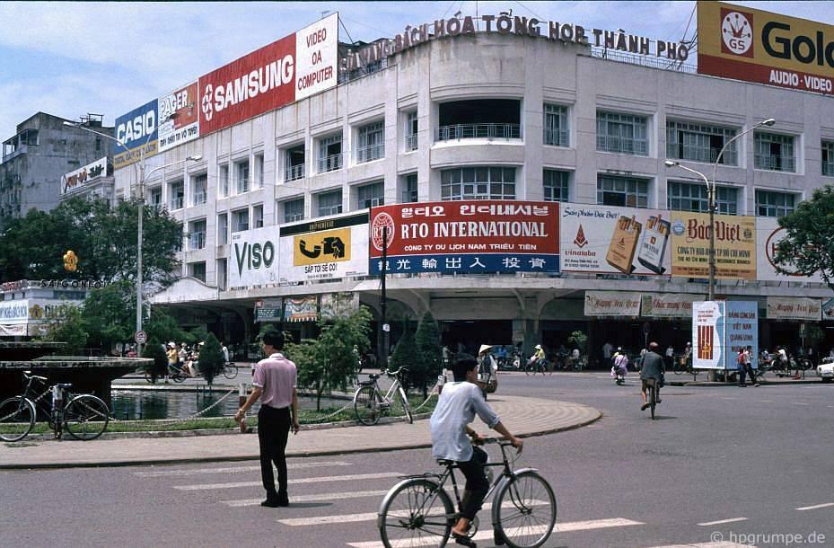 Sài Gòn năm 1991 qua 135 bức ảnh của Hans-Peter Grumpe