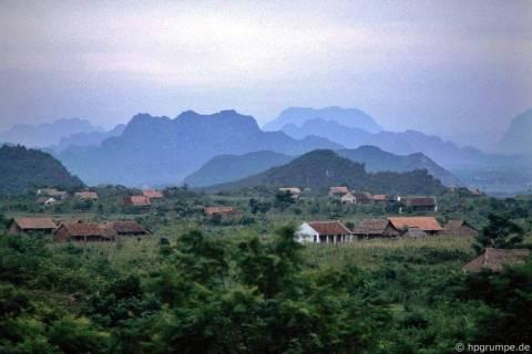 Ninh Bình năm 1991 qua ảnh của Hans-Peter Grumpe