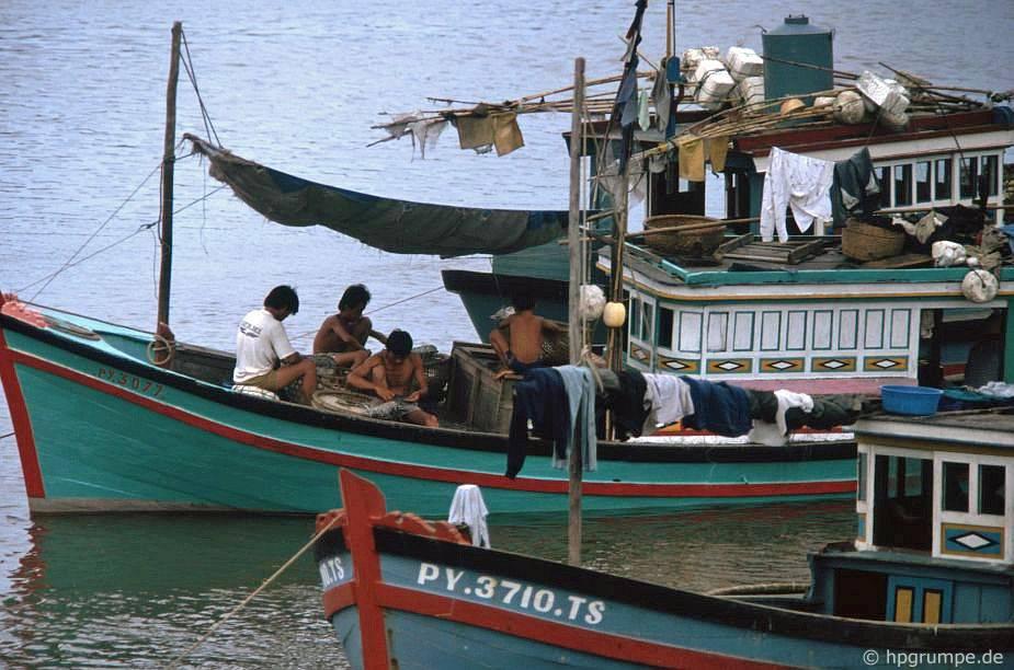 Nha Trang: thuyền đάnh cά