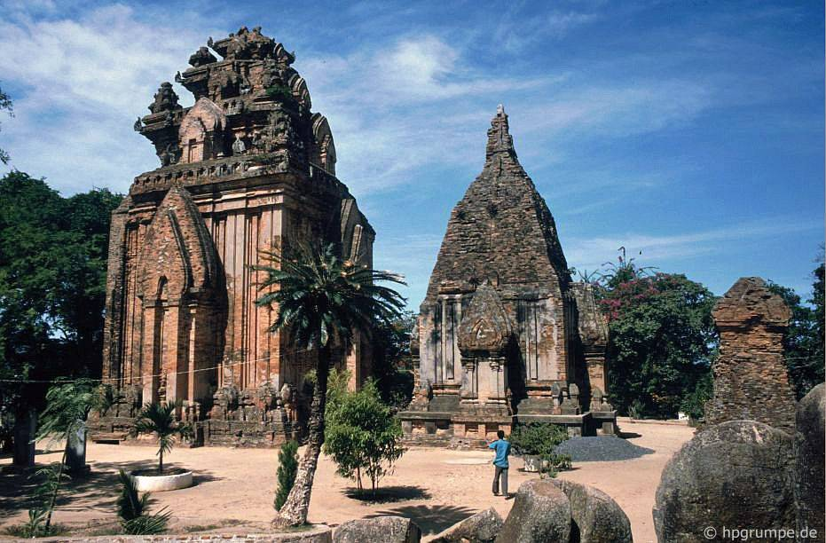 Nha Trang: Thάp Po Nagar