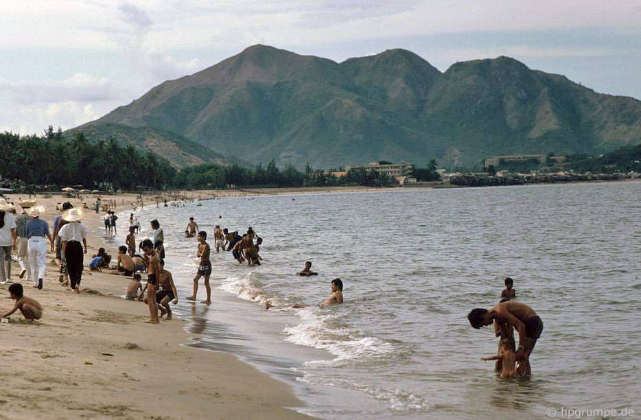 Nha Trang: bᾶi biển