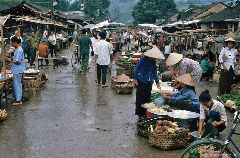 Cao Bằng: chợ