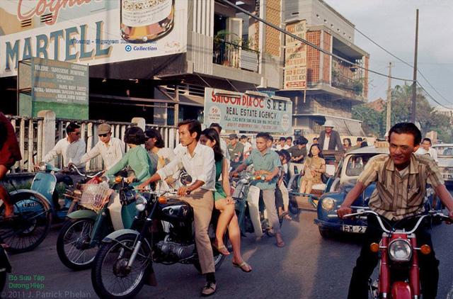 Đường Lê Vᾰn Duyệt, nay là Cάch Mᾳng Thάng 8 - Sài Gὸn 1970