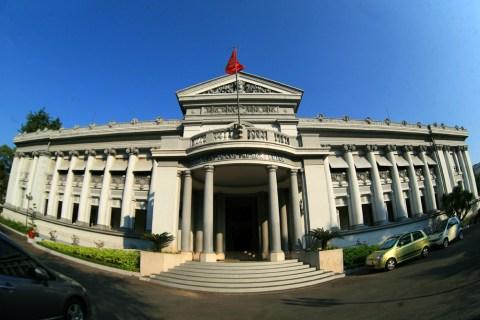 Chùm ảnh: Dinh Gia Long – một nét kiến trúc hoa mỹ của Sài Gòn xưa