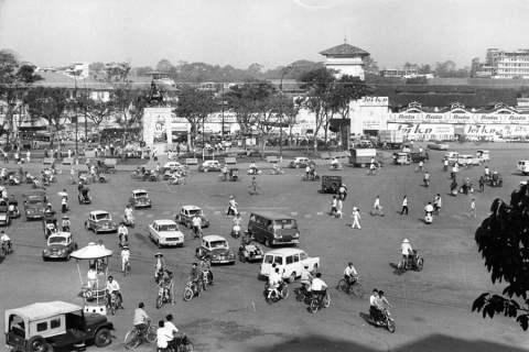 Loạt ảnh đáng nhớ về Sài Gòn năm 1967 của phóng viên người Việt