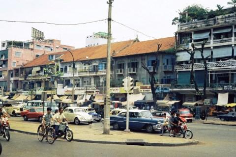 Loạt ảnh độ phân giải cao, 'nét căng' về Sài Gòn 1967-1968 của John Beck