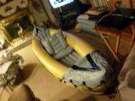 My inflatable kayak