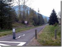 CDA Bike Trail in Osburn, ID