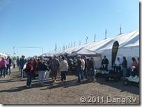 Quartzsite Big Tent