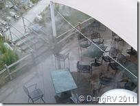 Palm Springs Aerial Tramway patio