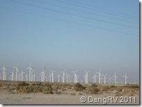 Winf turbines