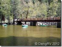 Yosemite River Rafting