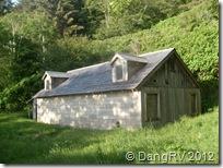 Phony farmhouse