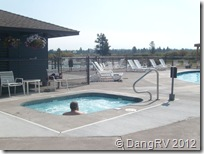 Bend Thousand Trails Hot Tub