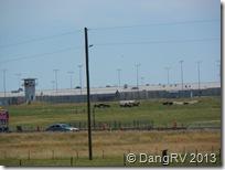 Huntsville prison and horses