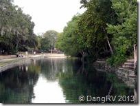 Comal River and Landa Park