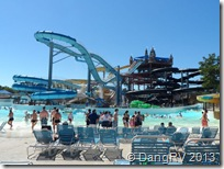 Blastenhoff Beach and wave pool