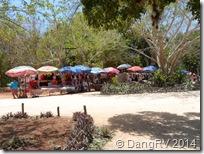 Chichen Itza Vendors