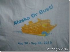 Alaska Tshirts front