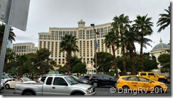 Las Vegas traffic and hotels