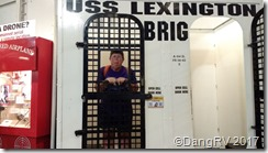 USS Lexington brig