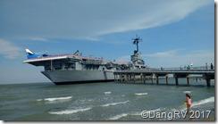 USS Lexington aircraft carrier