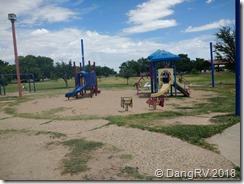 James Rooney Park playground