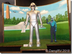 Gort from The Day The Earth Stood Still