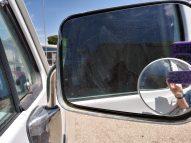 """3"""" round concave mirror"""
