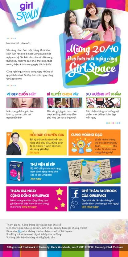 [EDM] GirlSpace Women Day
