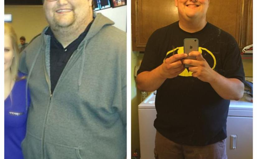How I dropped 50 pounds in 4 months