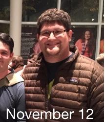20 Dan Hefferan November 12