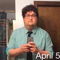7 Dan Hefferan April 5