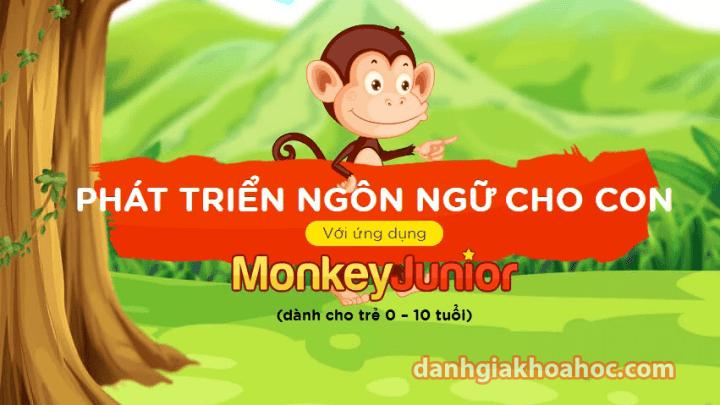 Đánh giá ứng dụng Monkey Junior