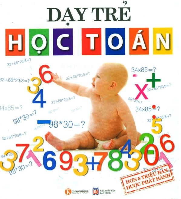 ebook dạy trẻ học toán