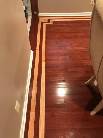 South Jersey – Dan Higgins Wood Flooring | Bruce Hardwood Stair Treads | Red Oak | Wood Flooring | Nose Molding | Gunstock Oak | Plywood