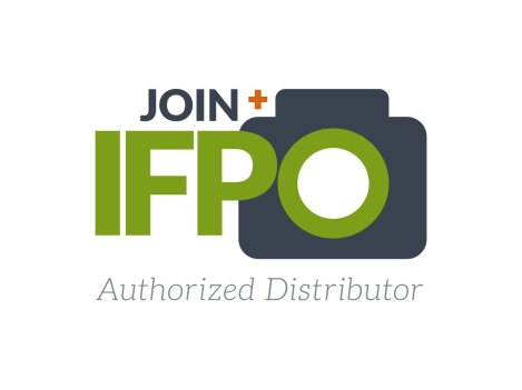 Logo design for an IFPO authorized distributor, as part of the team at Icon Graphics.