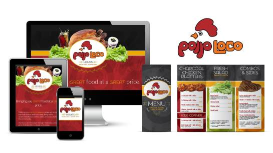 2014. The team at Icon Graphics was tasked with designing a simple menu site for local restaurant Pollo Loco. I was responsible for the design of the site, which I matched to the existing menu design I collaborated with a coworker to create. Visit the site!