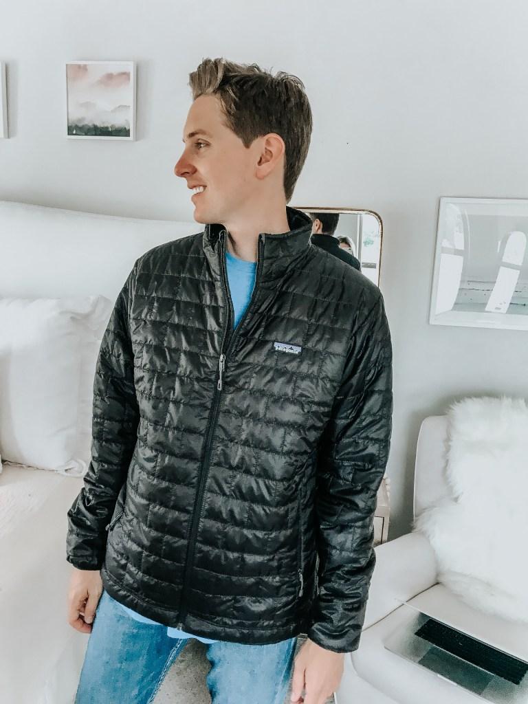 patagonia mens coat nordstrom anniversary sale
