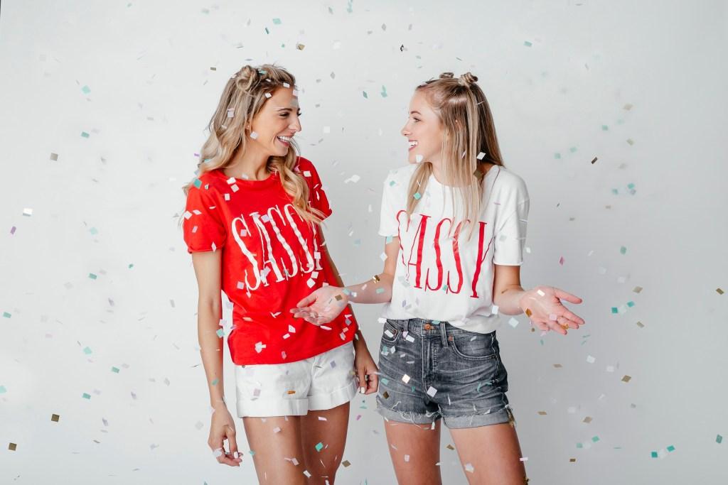Dani Austin The Sassy Club T-Shirts