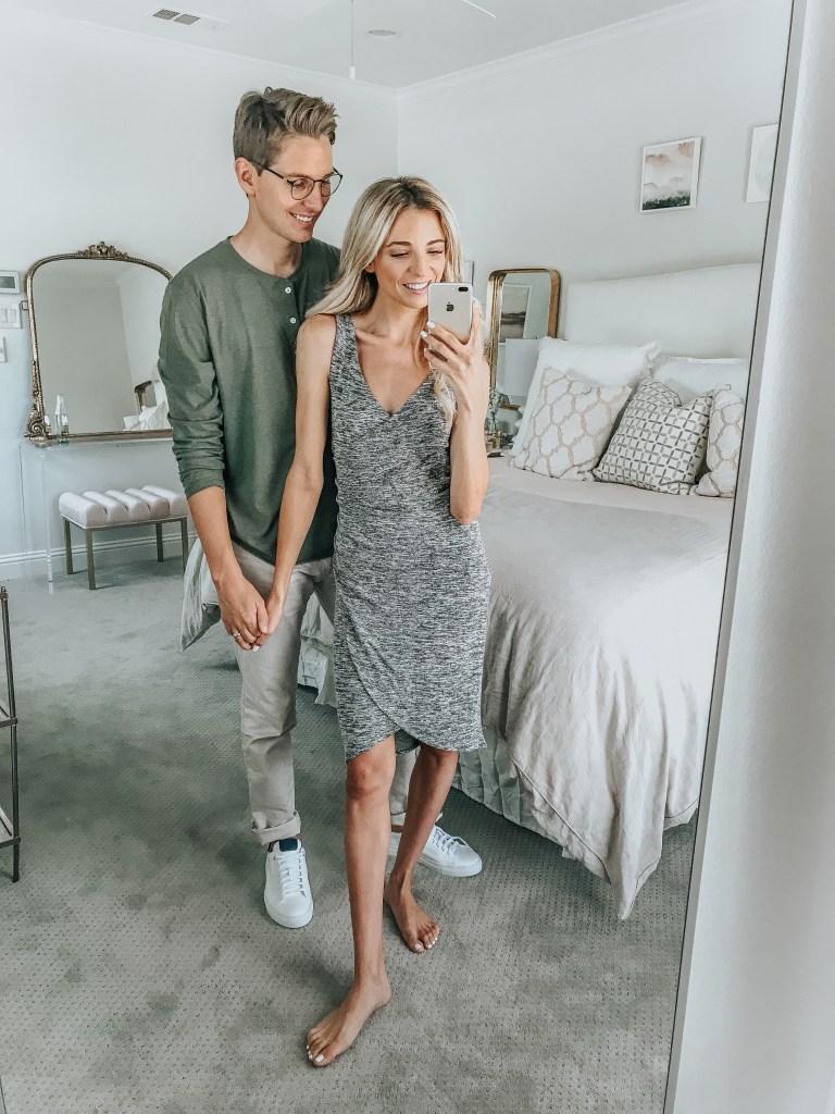 bp gray dress nordstrom sale mens henley