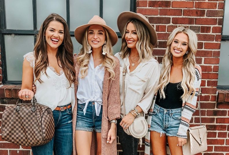 nashville bloggers instagram outfits