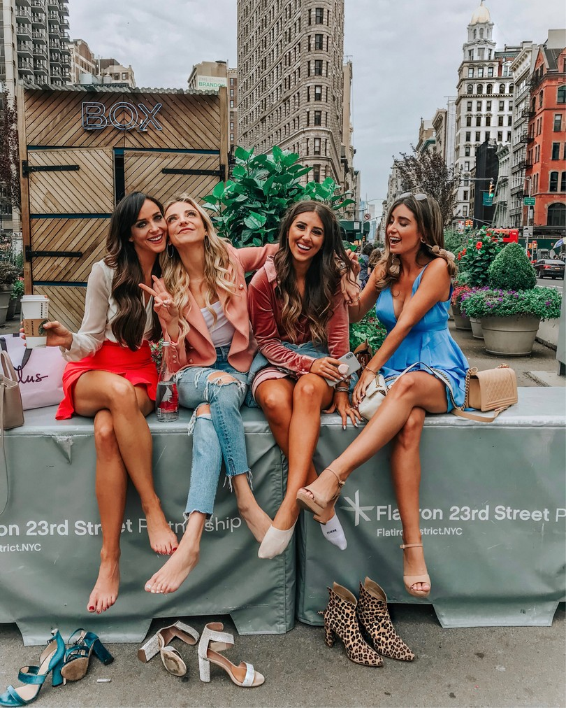 nyfw instagram outfits fashion bloggers