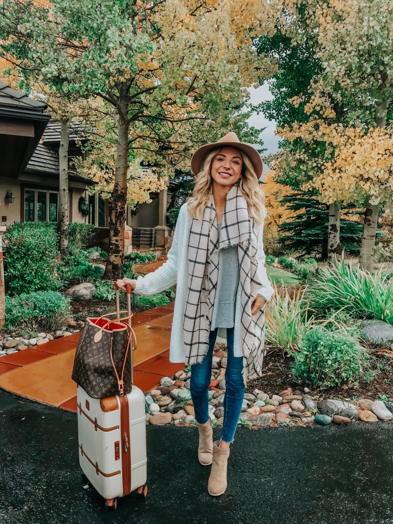 how to style scarves fall 2018