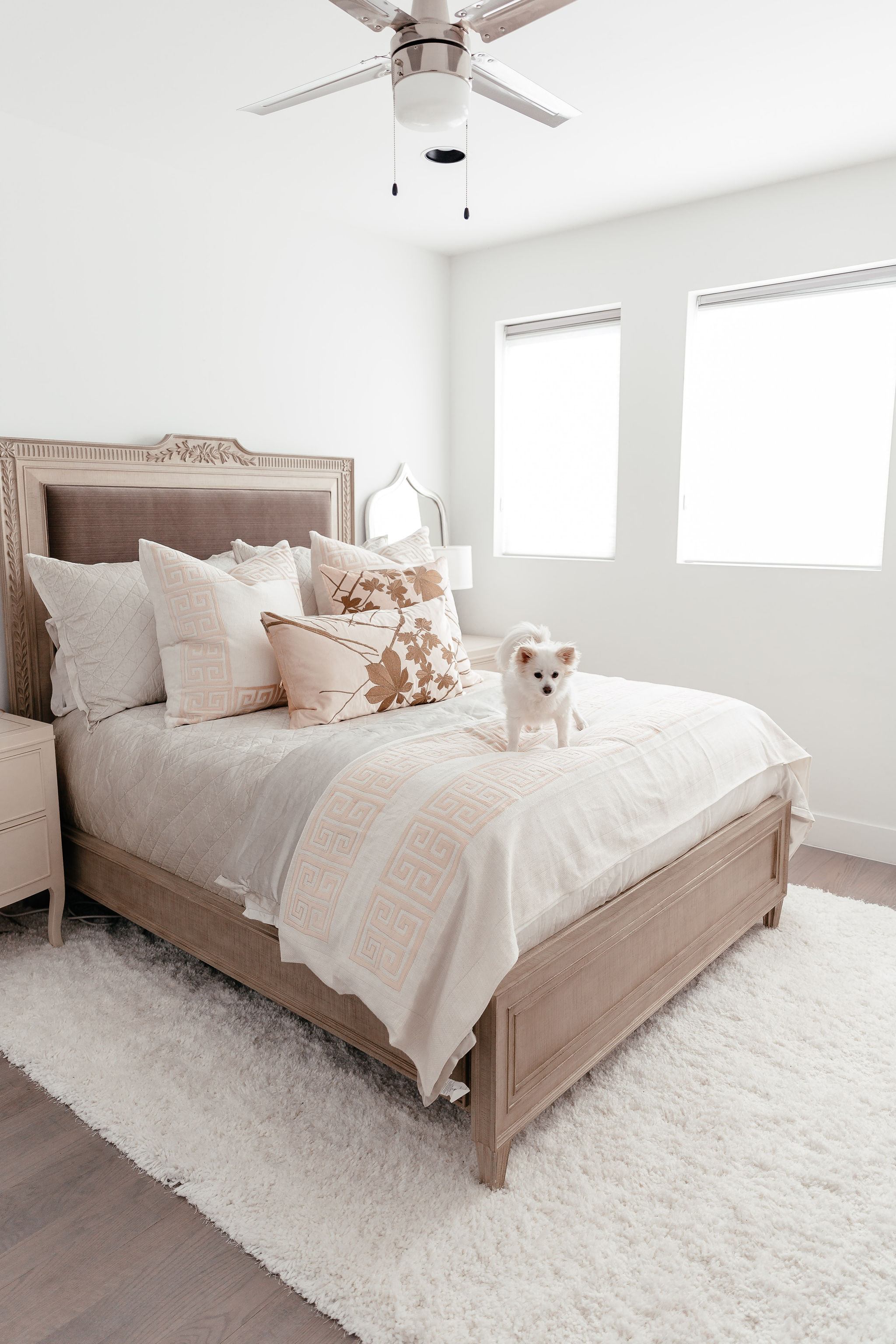 Dani Austin and Lola Kathy Kuo Home Bedroom Ideas French Country ...