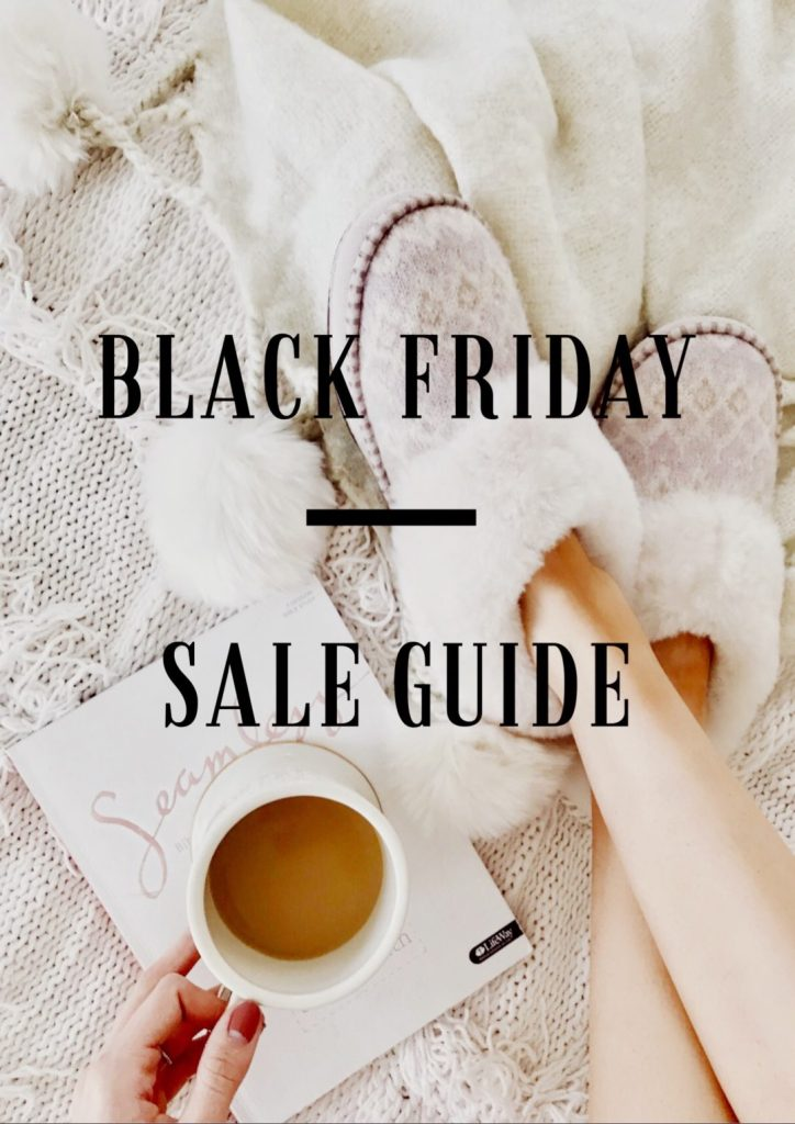 black friday 2018 sale guide
