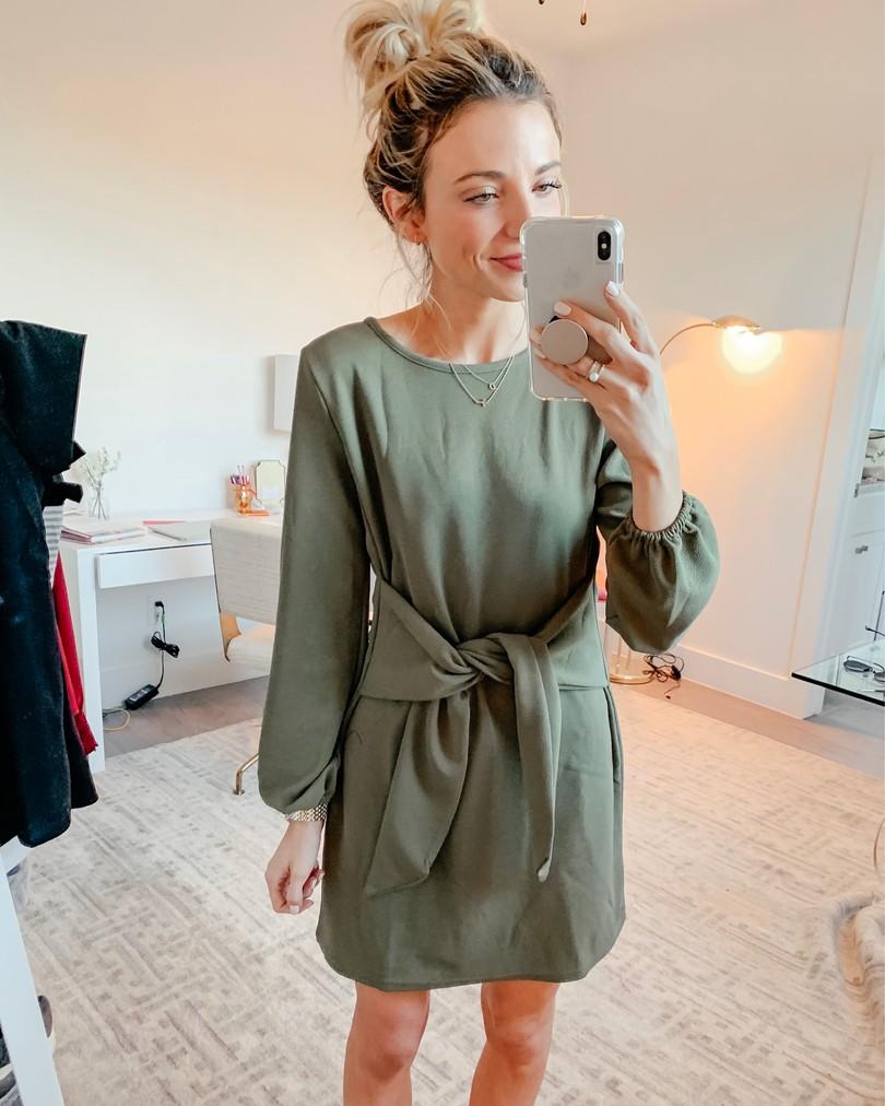 Amazon T-Shirt Dress