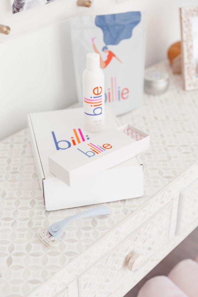 billie shaving kit razor