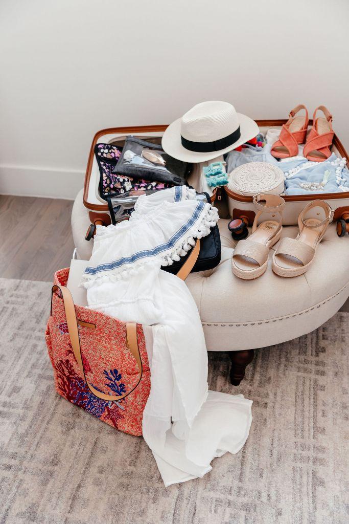 dani austin vacation travel essentials