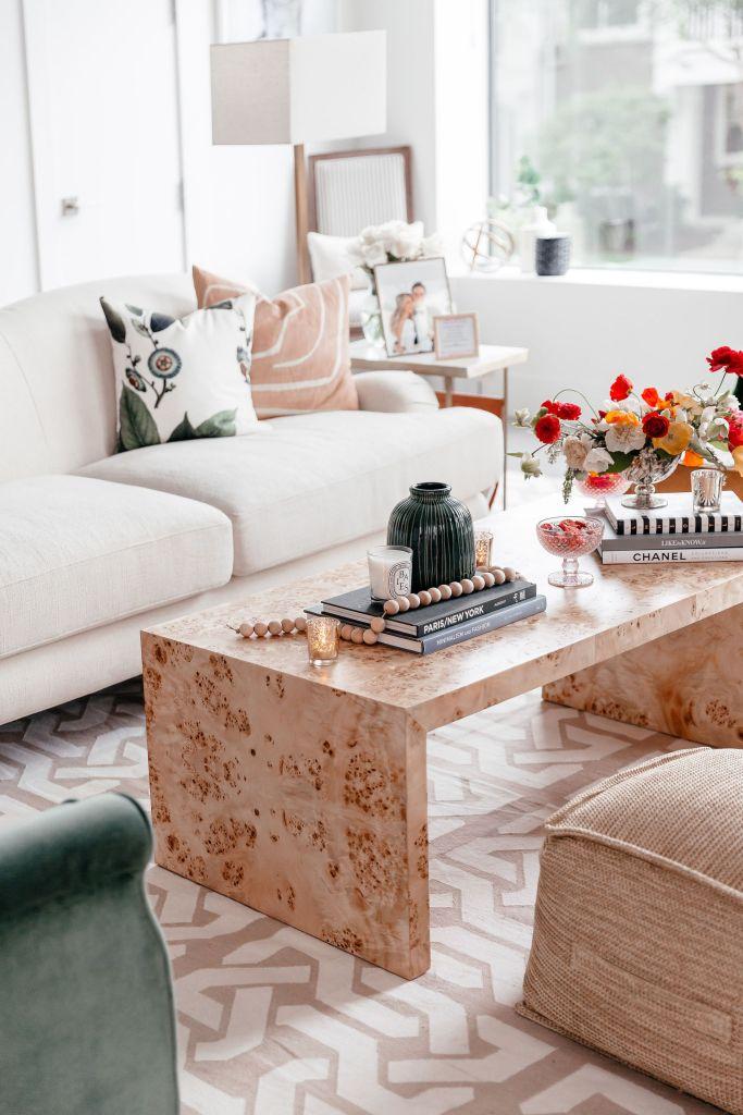 dani austin living room reveal
